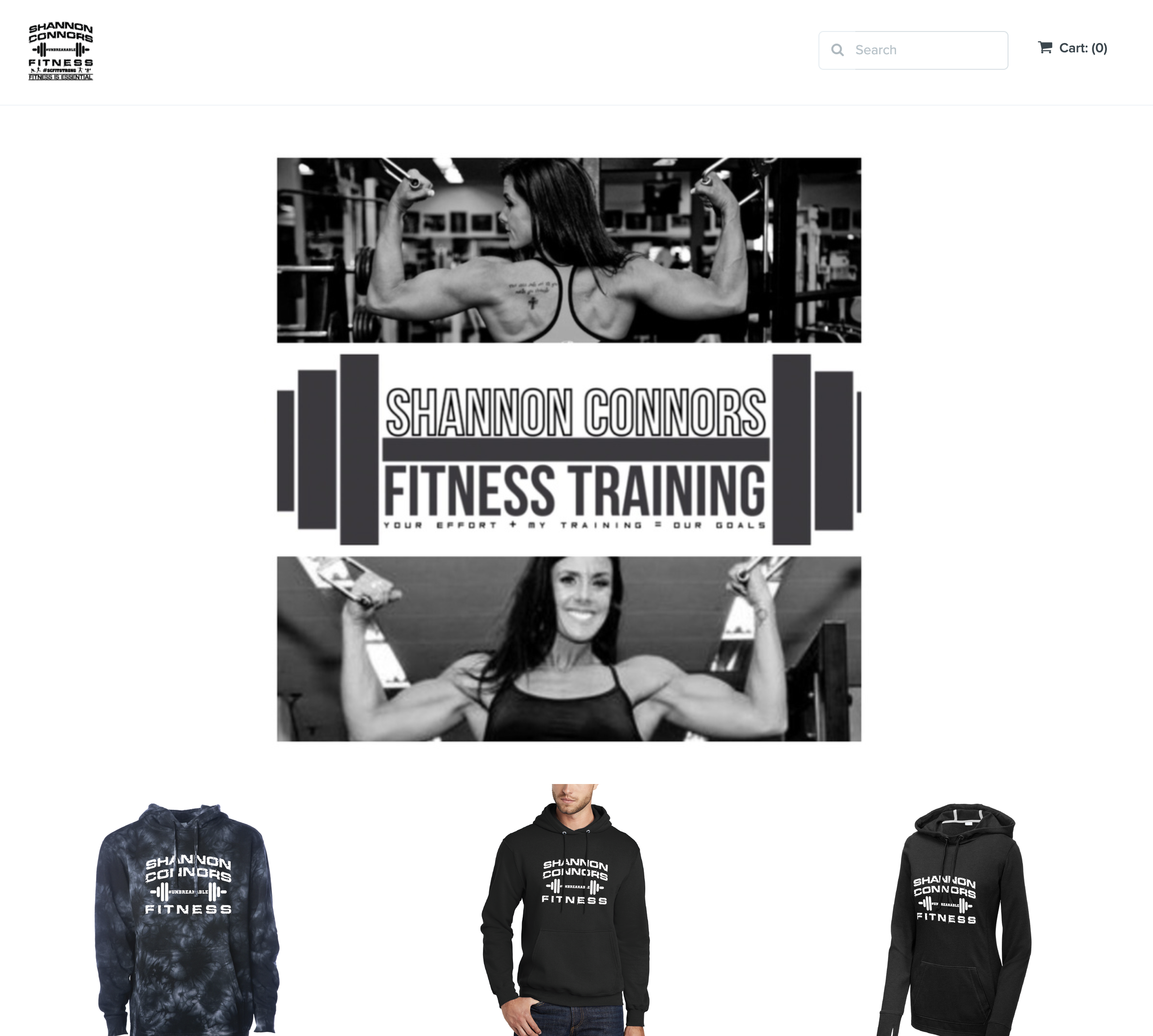 Shannon Connors Fitness Training